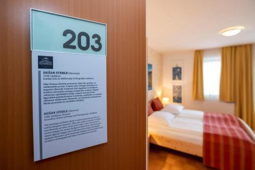 Art Hotel Kristal - Bohinj