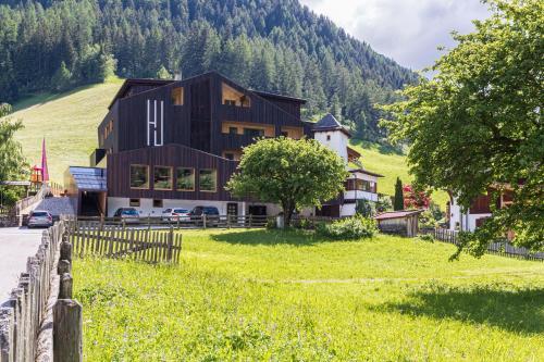 Hotel Jaufentalerhof - Racines