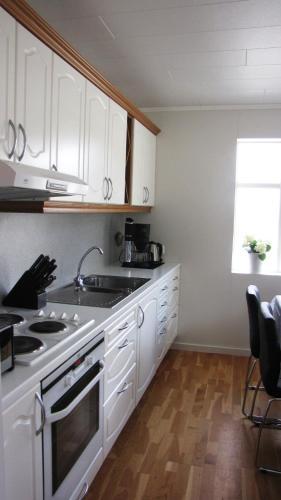 Halllandsnes Apartments Foto 9