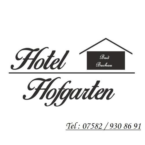 . Hotel Hofgarten Bad Buchau