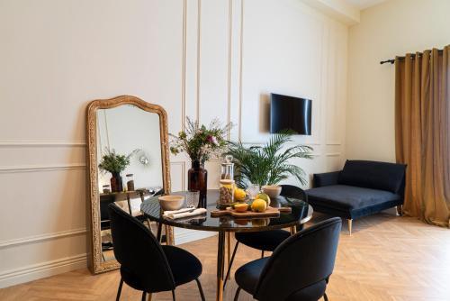 Suite Ocre - Hôtel - Lyon