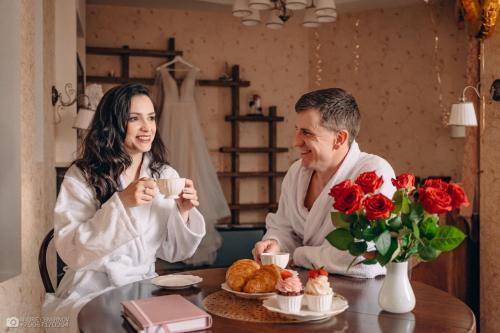 . Романтичные апартаменты мЛюблино