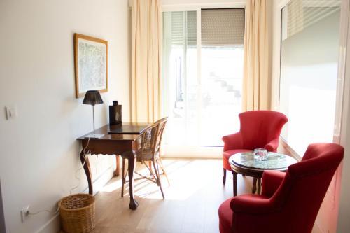 Juniorsuite mit Doppelbett oder 2 Einzelbetten  Hotel Hacienda Montenmedio 11