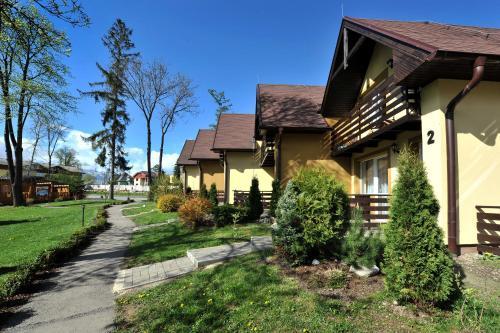 Aplend Villas Tatry Holiday - Apartment - Veľký Slavkov