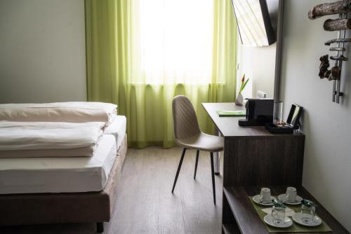 Hotel-overnachting met je hond in eee hotel Graz - Neupirka
