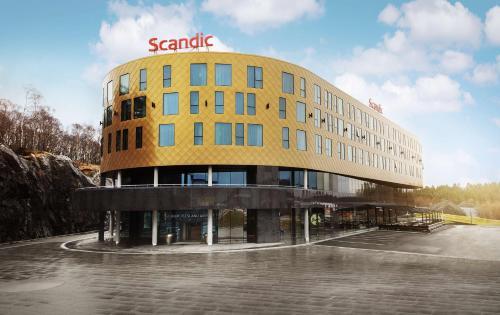 Scandic Flesland Airport - Hotel - Bergen