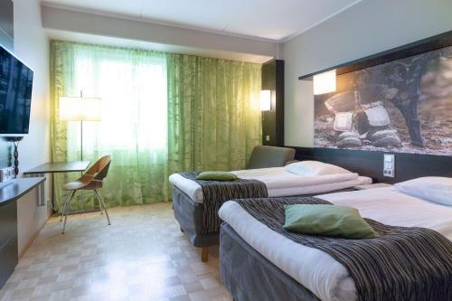Scandic Tampere Hämeenpuisto - Hotel - Tampere