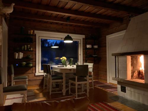Saariselällä, sielukas hirsimökki - Unique cottage - Chalet - Saariselkä