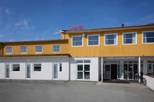 Scandic Vestfjord Lofoten - Hotel - Svolvær