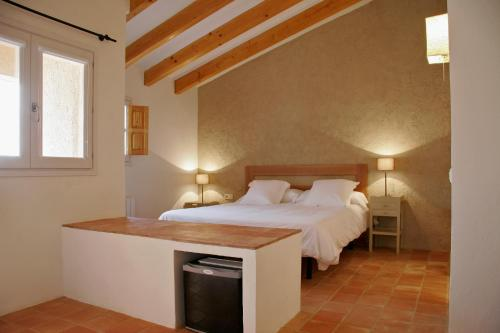 Junior Suite Aldea Roqueta Hotel Rural 9