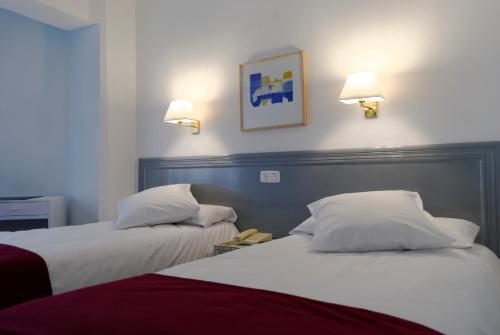 Hotel-overnachting met je hond in Hotel Vigo Plaza - Vigo