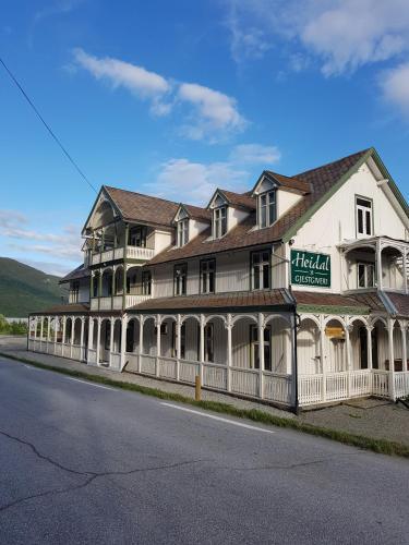 Accommodation in Nedre Heidal