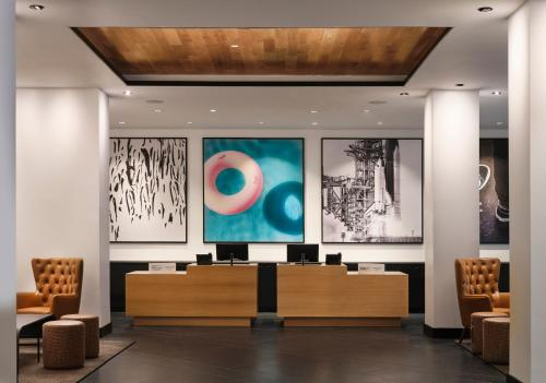 . The Landing at Hampton Marina, Tapestry Collection by Hilton