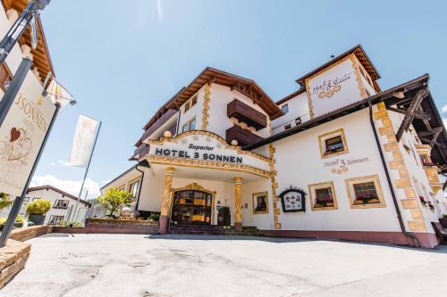 Hotel DreiSonnen Serfaus