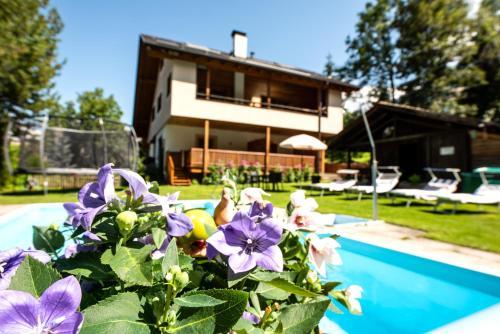 Haus Bergfrieden Seiser Alm - Apartment - Alpe di Siusi/Seiser Alm
