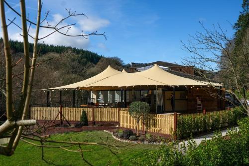 . The Lodge at Woodenbridge