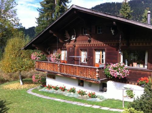 Chalet Nyati Gstaad