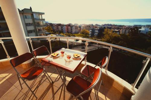 Canakkale Dort Mevsim Suit Hotel ulaşım