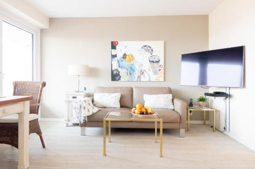 . Premium Appartement Rosenmöwe Sylt