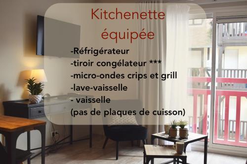 Suite Appart'Hôtel La Loggia By M Spa - Hôtel - Deauville