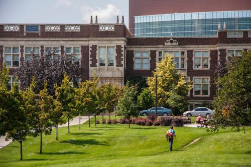 University of Alberta -Hotel