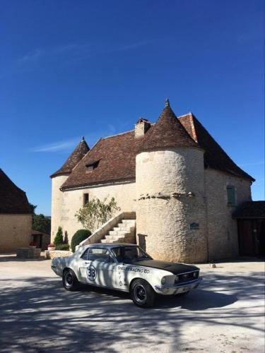 . Hôtel Les Vieilles Tours Rocamadour