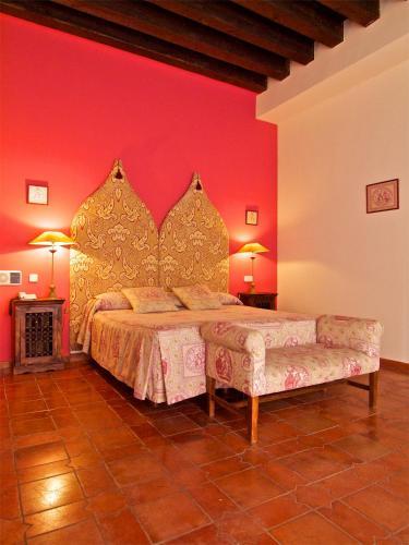 Habitación Doble - 1 o 2 camas Palacio Ayala Berganza 11