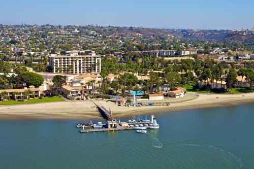 Hilton San Diego Resort & Spa, Pacific Beach,San Diego County