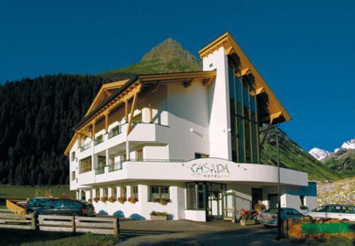 Hotel Casada Galtür