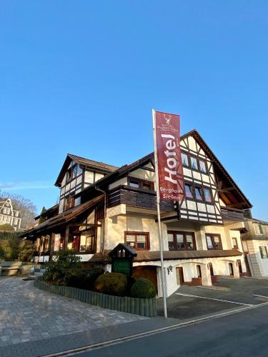 Hotel Pension Berghaus Sieben - Bad Laasphe