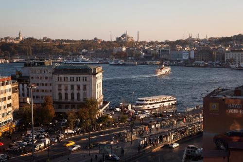 Istanbul Vault Karakoy The House Hotel tatil