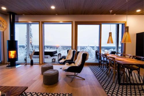Lodge Peikonkolo - Accommodation - Saariselkä