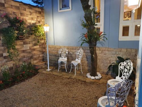 . Flat ideal para família e home office com wifi grátis