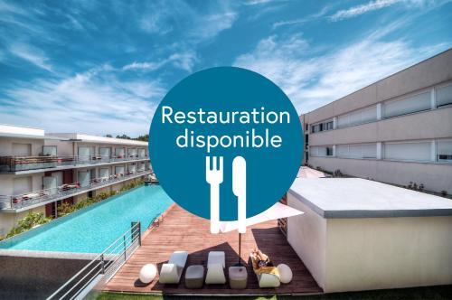Zenitude Hôtel-Résidences Le Maestria - Hôtel - Antibes
