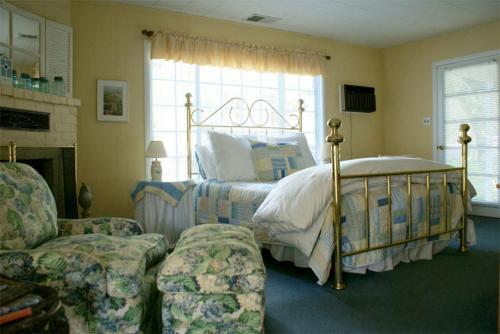 Trailside Inn Bed and Breakfast - Accommodation - Calistoga