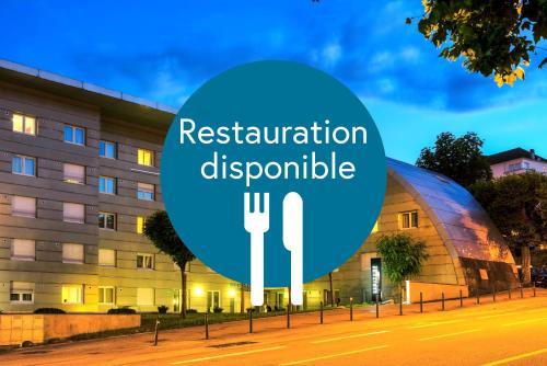 Zenitude Hôtel-Résidences La City - Hôtel - Besançon