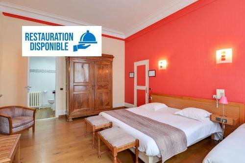 . Brit Hotel Notre Dame