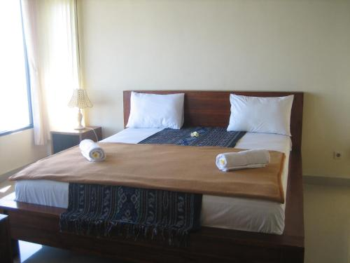 Kamar Standard  Double dengan Pemandangan Laut (Standard Double Room with Sea View)