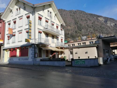 Sonne Holiday Rooms - Hotel - Unterseen