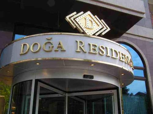 Ankara Doga Residence harita