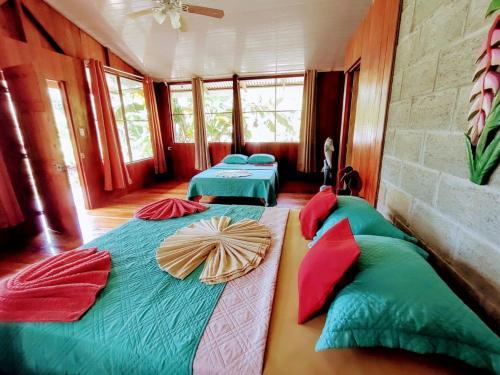 . The Sunset Tucano Lodge