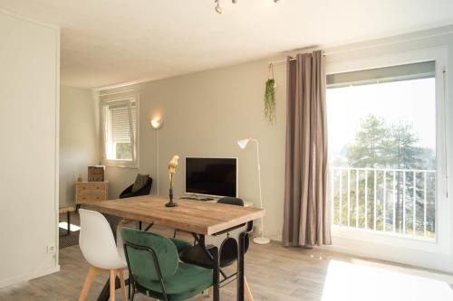 Grand Appartement 3 chambres dans le centre de Poitiers - Location saisonnière - Poitiers