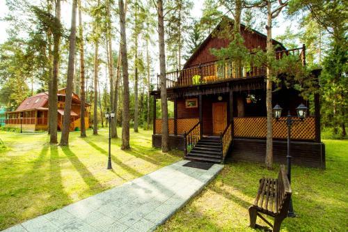 . Sosnoviy Bor eco health resort