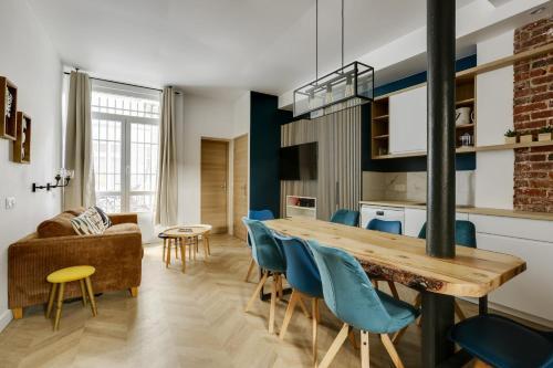 180 Suite Steph Great apartment Central Paris - Location saisonnière - Paris