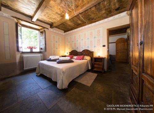 IL CASOLARE BIOENERGETICO - Accommodation - Albareto