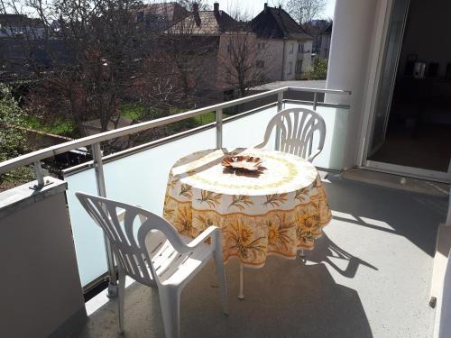 Residence Drakkar - Location saisonnière - Colmar