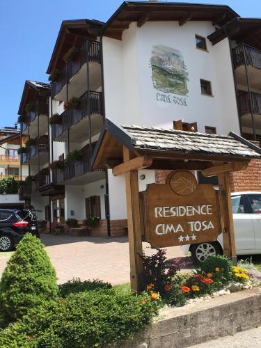 Residence Cima Tosa - Accommodation - Andalo