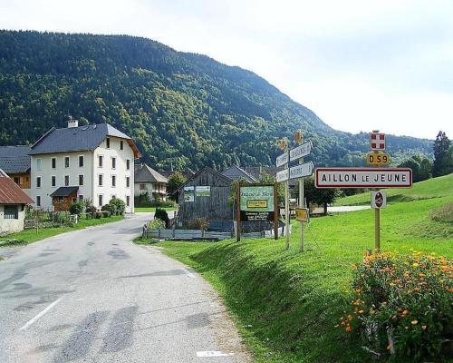 Hôtel du Soleil - Hotel - Les Aillons