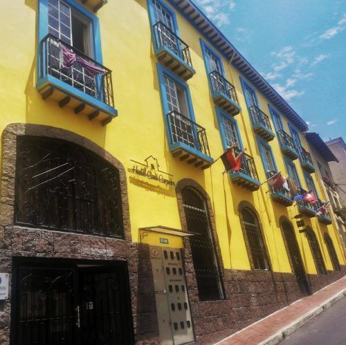 Hotel Casa CarpeDM