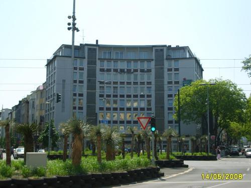 Domo Hotel Mondial impression